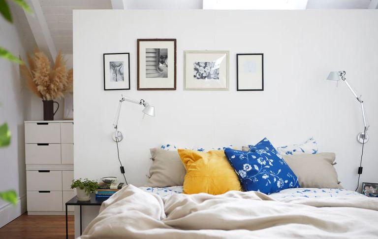 Ikea bedroom lighting ideas