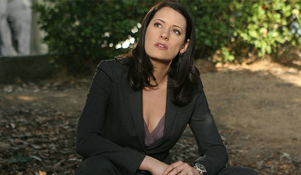 Paget Brewster as Emily Prentiss on Criminal Minds on CBS