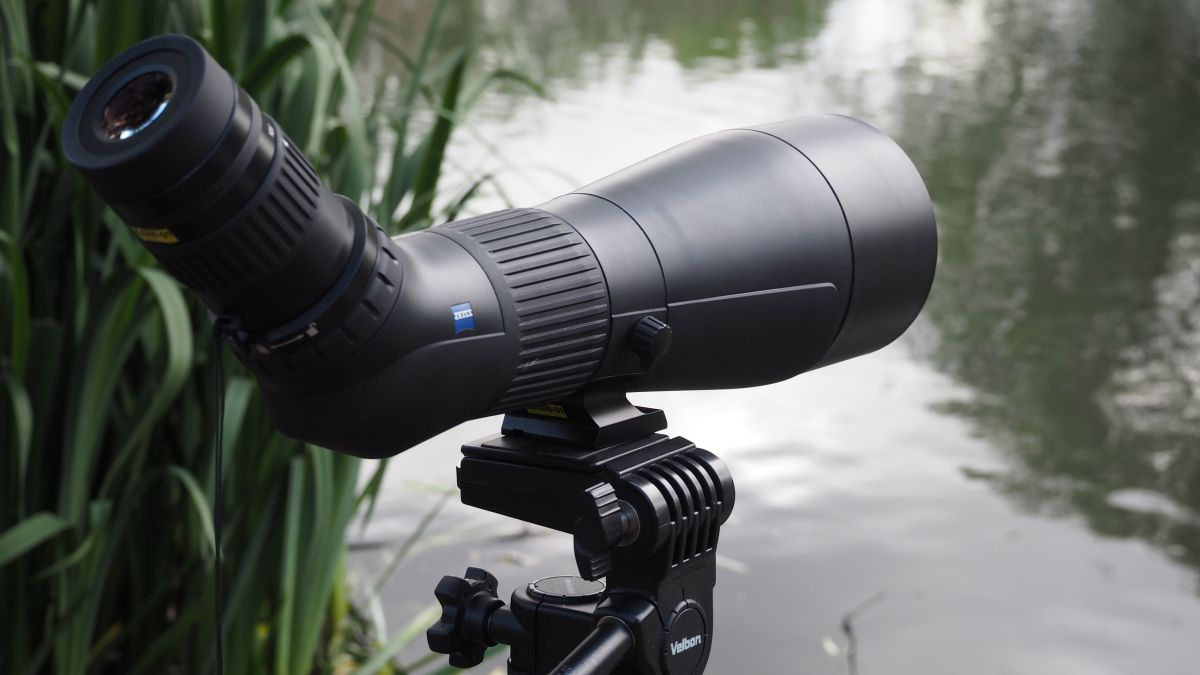 Zeiss Conquest Gavia 85 spotting scope review