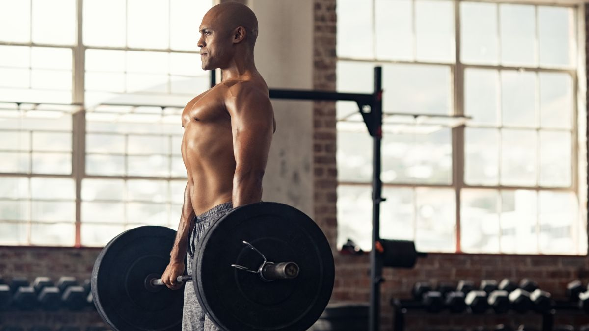 Lift like THIS if you want to get big arms faster