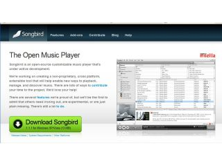 Songbird now working with 7digital