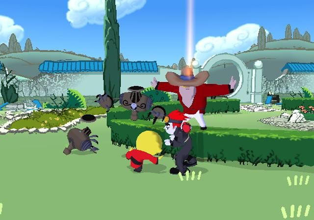 Xiaolin Showdown Review
