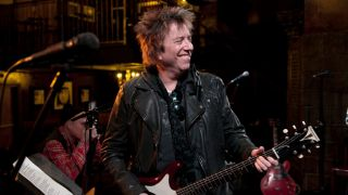 """If you want to know what I really and truly sound like, it's on the new album,"" Ricky Byrd says of Lifer"