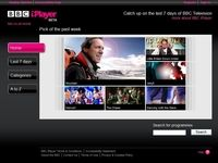 iPlayer, ITV Player and C4iPlayer?