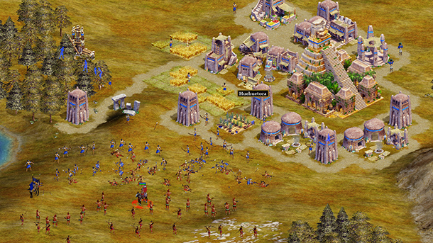 Rise of Nations: Extended Edition is coming to Steam in June