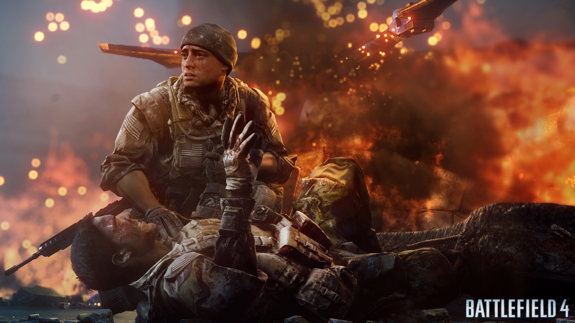 Battlefield 4 gameplay video revealed -- 17 minutes of campaign footage released by EA