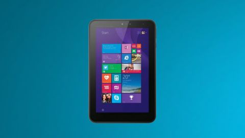 HP Pro Tablet 408 G1 review