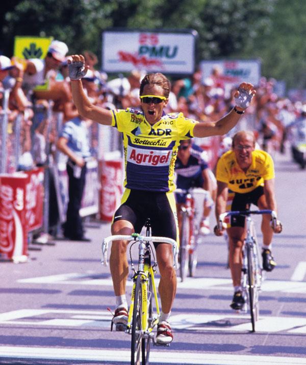 Greg LeMond Aix les Bains 1989