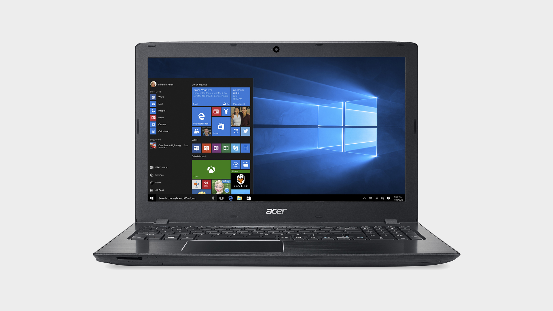 Acer Aspire E 15 laptop review | PC Gamer