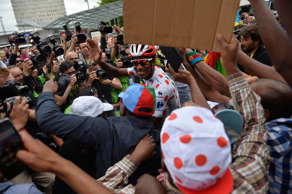 35 amazing photos of the 2015 Tour de France - Cycling Weekly