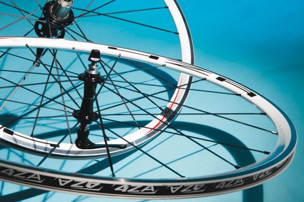 4ZA Cirrus, Seven best wheelsets