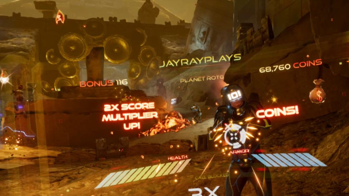 Exploring VR MMOs in search of the Ready Player One
