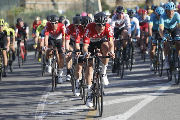 Lotto Soudal reveal new name and kit ahead of 2018 Tour de France ... 68a90201a