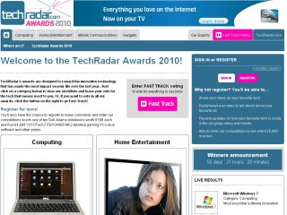 TechRadar Awards