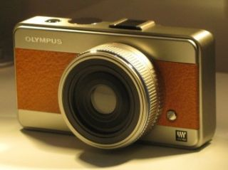 Olympus' new Micro Four Thirds compact