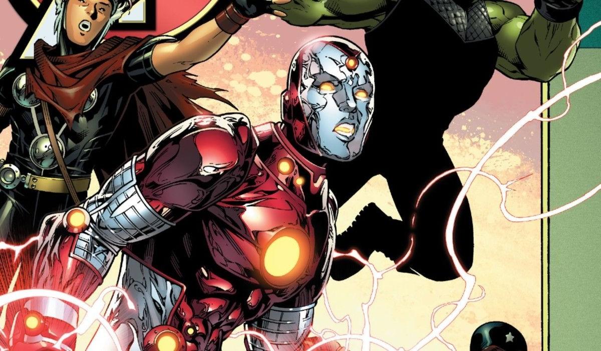 Iron Lad in Marvel Comics