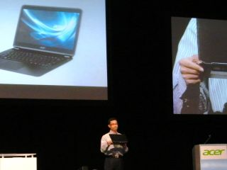 New Acer Iconia tab teased