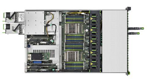 Fujitsu Primergy RX2540 M1