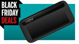 Crucial X8 1TB Splash