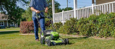 Greenworks 21-inch 60V MO60L410 Review
