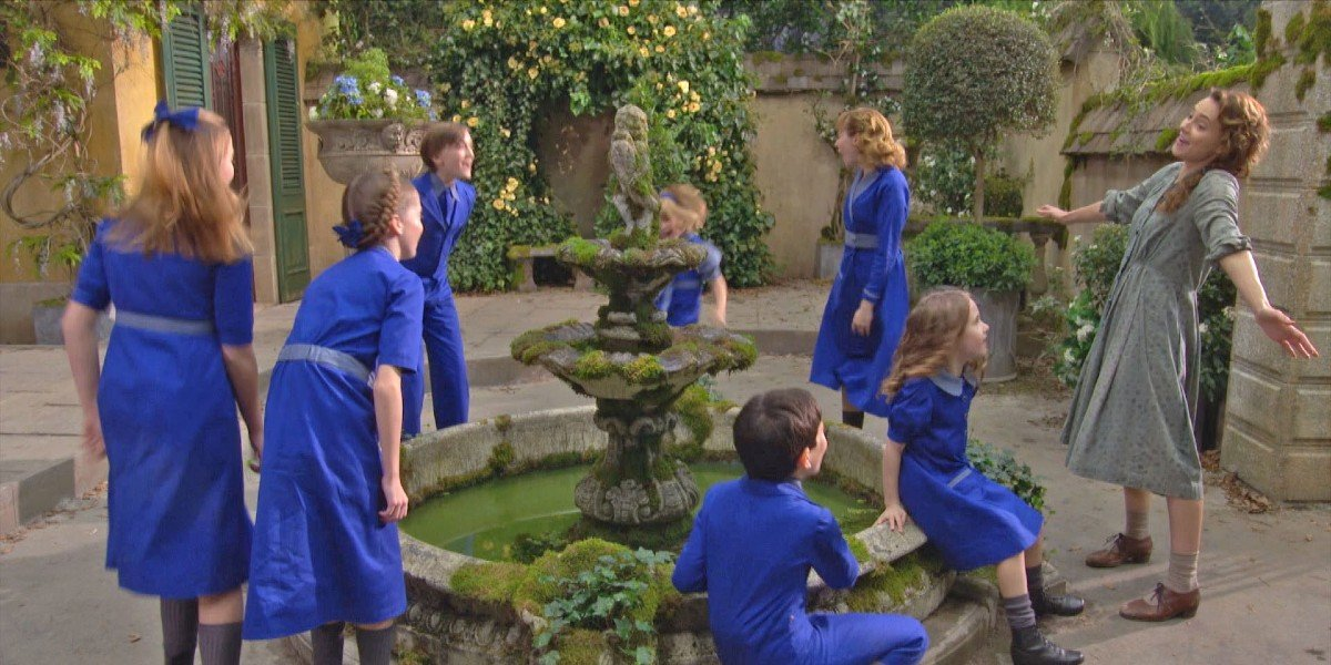 Kara Tointon in The Sound of Music