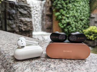 Apple AirPods 2 vs Sony WF-1000XM3