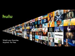 Hulu - US only for now