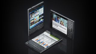 Lenovo potentially eyeing up BlackBerry...again