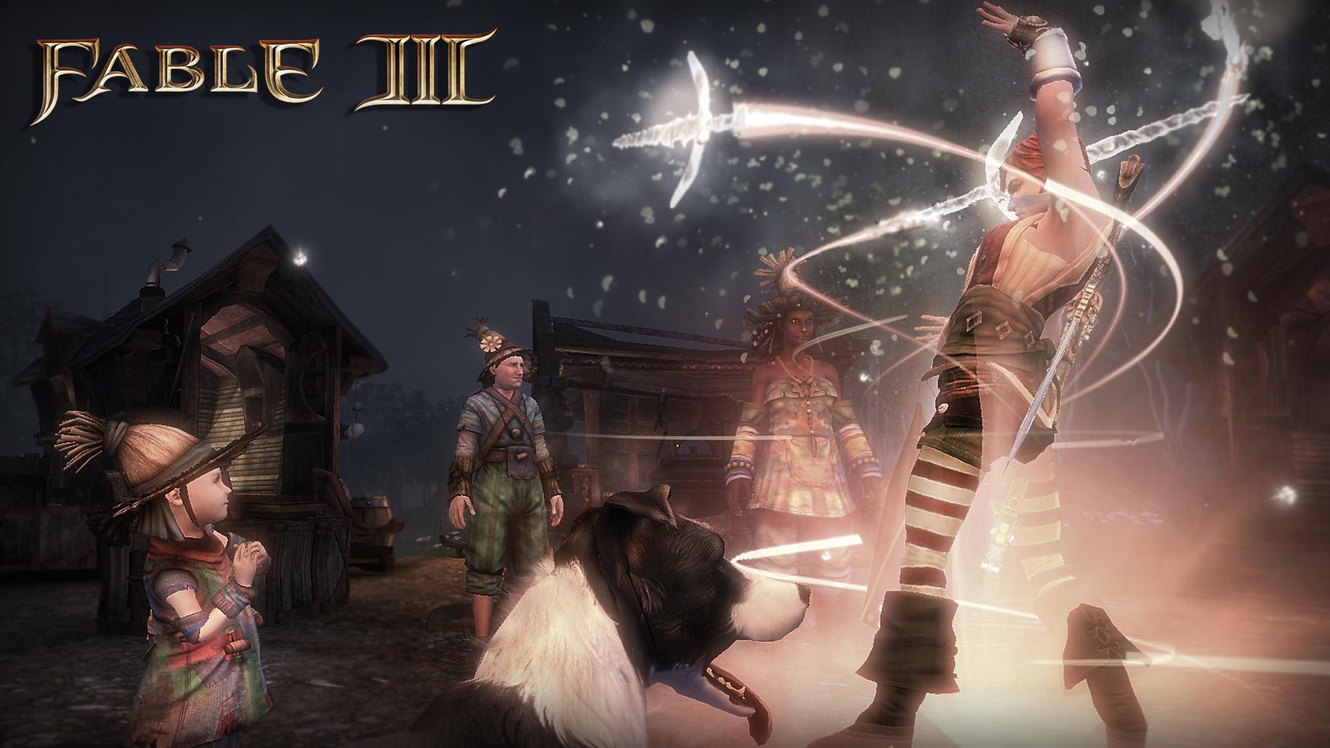 Fable III review | GamesRadar+