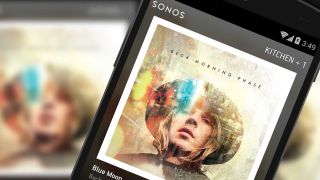 In pictures: new Sonos app