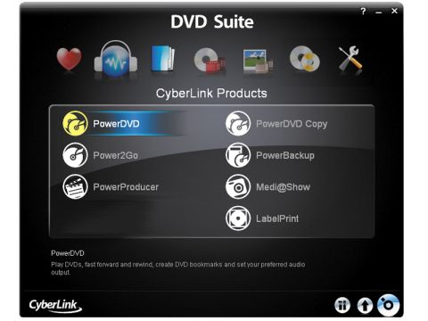 cuberlink dvd suite