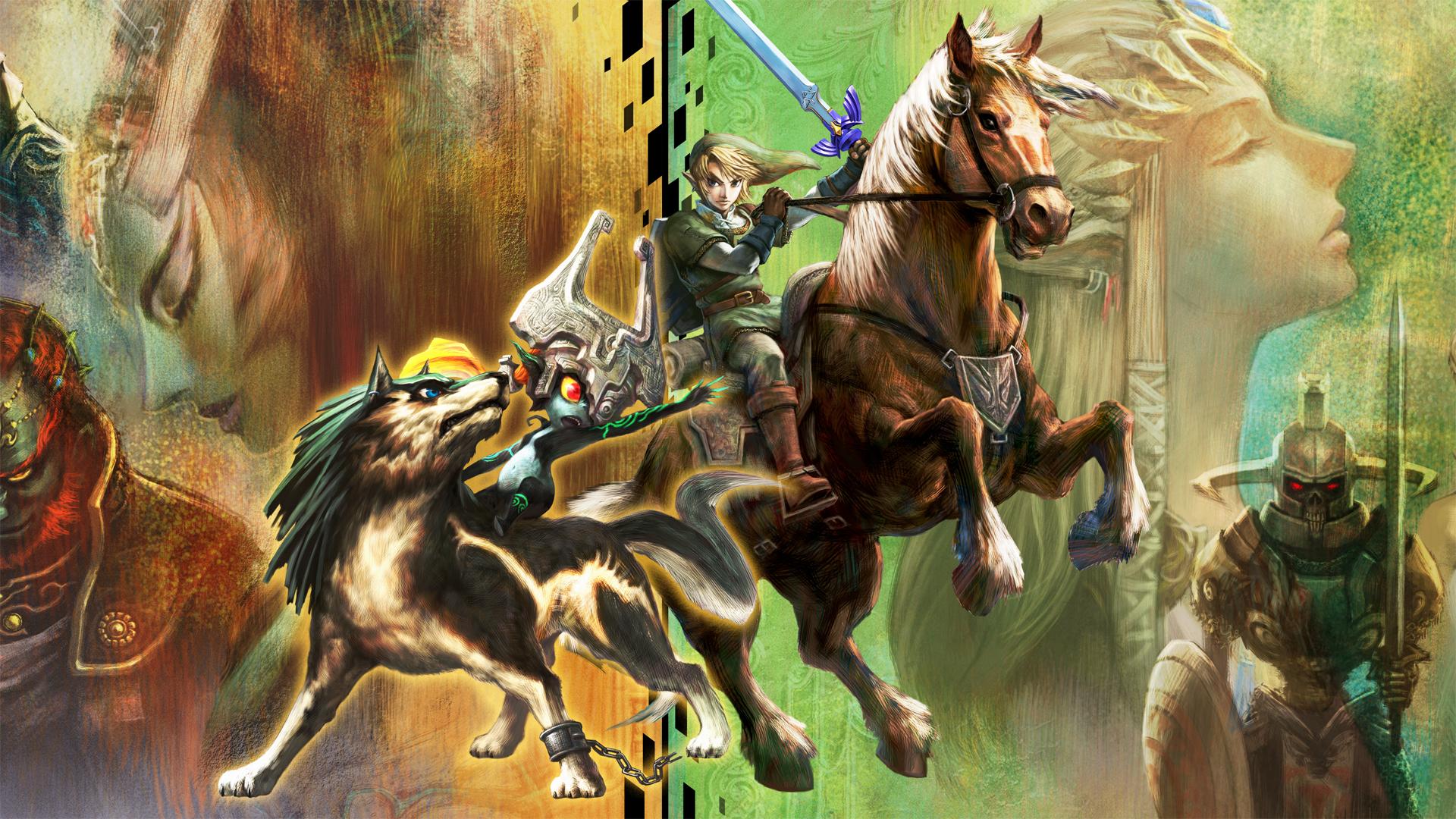 The Legend Of Zelda Twilight Princess Hd Gamesradar