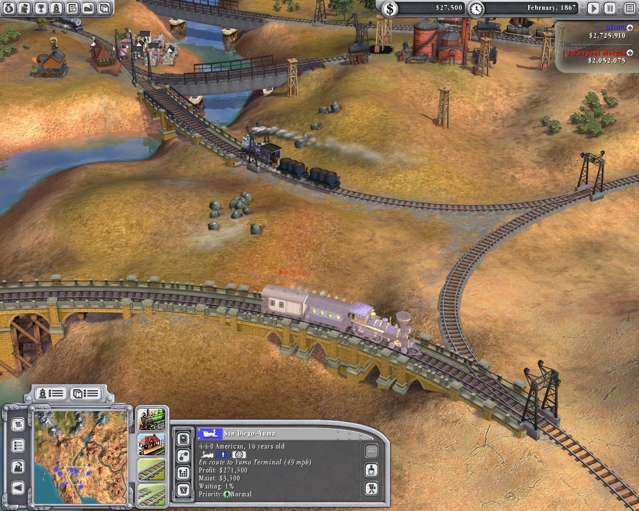 Sid Meier's Railroads! review | GamesRadar+