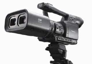 Panasonic Full HD camcoder