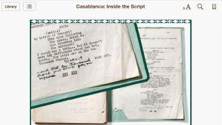 Warner Bros let film fans 'Inside the Script' with ebooks