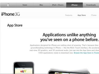 The App Store... don't mess with Apple or it'll write a letter