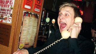Telstra phone call