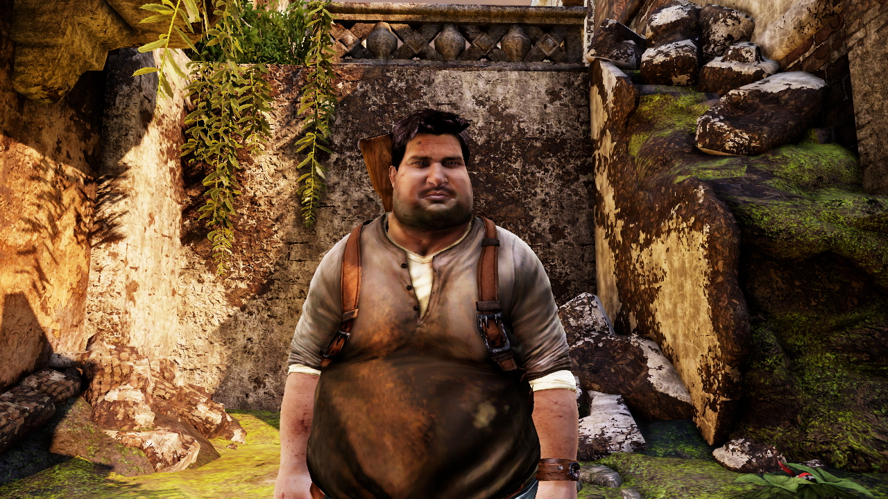there ll be no donut drake in uncharted 4 gamesradar