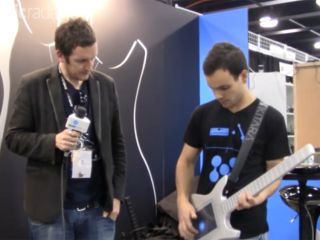 Misa Digital s stand at NAMM 2011