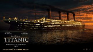 One More Thing: the Titanic goes down well in China