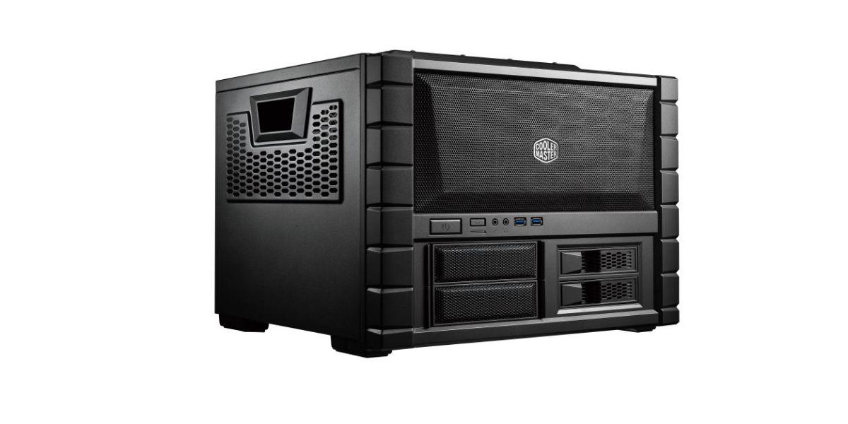 Cooler Master Haf Xb Case The Ultimate Pc Test Bench