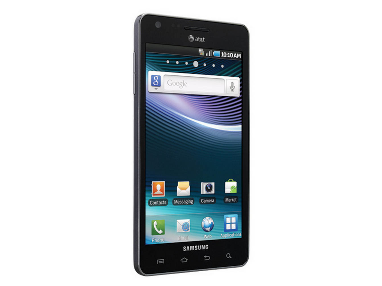 Samsung Infuse 4G: Page 4 | TechRadar