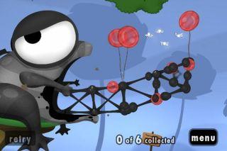 iphone games like world of goo