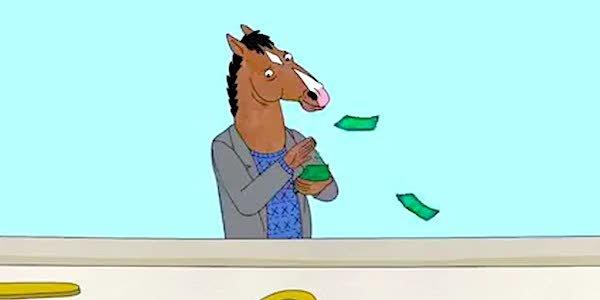 bojack horseman cash