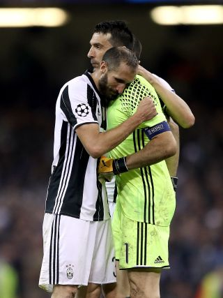 Juventus v Real Madrid – UEFA Champions League – Final – National Stadium
