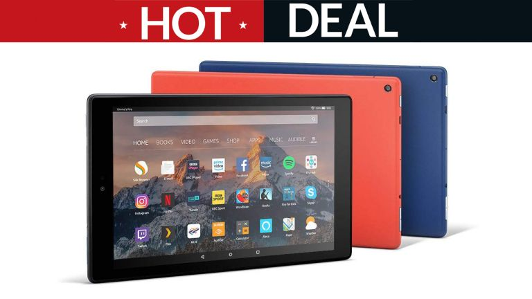 Amazon Fire HD 10 Black Friday deal