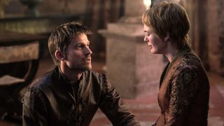 Jaime and Cersei Lannister in Game of Thrones