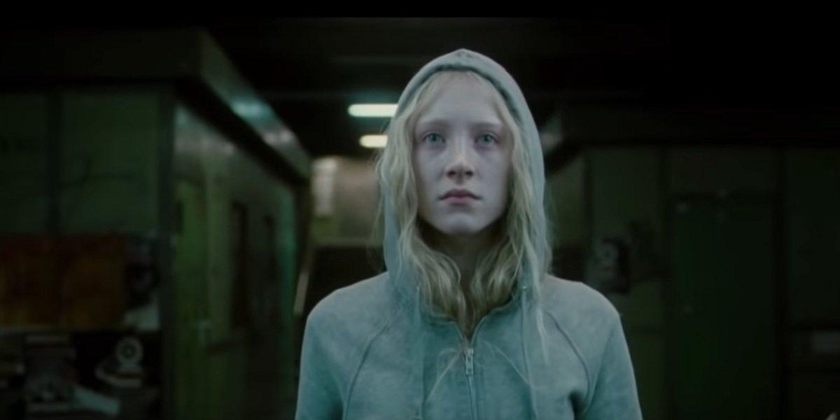 Saoirse Ronan in 2011's Hanna