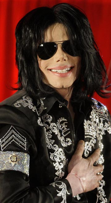 ITV to repeat Michael Jackson interview