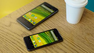 EE Harrier swoops in as the next low-cost 4G smartphone